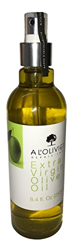 A L'Olivier Extra Virgin Olive Oil Spray - 8.4 fl. oz.