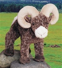 Douglas Toys Climber Big Horn Sheep