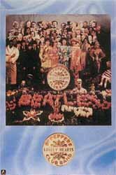 Music - Commercial Rock Posters: Beatles - Sergeant Pepper Poster