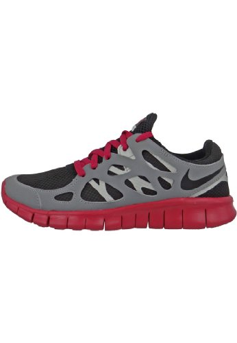 Black 2 Grau Sneaker black Black 001 Nike Grey Fuchsia cool Grey EXT Run 536746 fuchsia Pink Free CAtfq