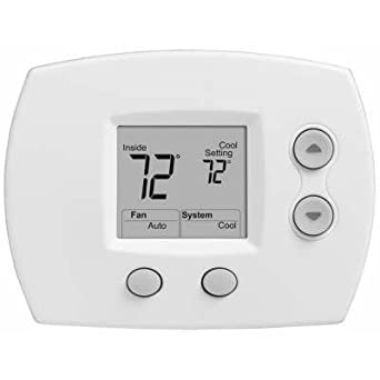 Honeywell FoucsPRO 5000 Focus 5000 Non-Programmable Thermostat with no logo - TH5110D1006/U