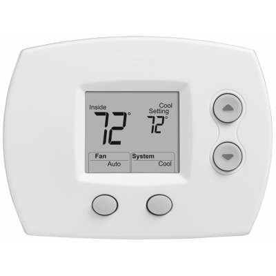Honeywell FoucsPRO 5000 Focus 5000 Non-Programmable Thermostat with no logo - TH5110D1006/U TH5110-5