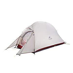 Naturehike公式ショップ テント 1人用 アウトドア 二重層 超軽量 4シーズン