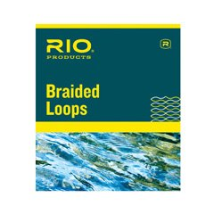 RIO Braided Loops for Fly Lines