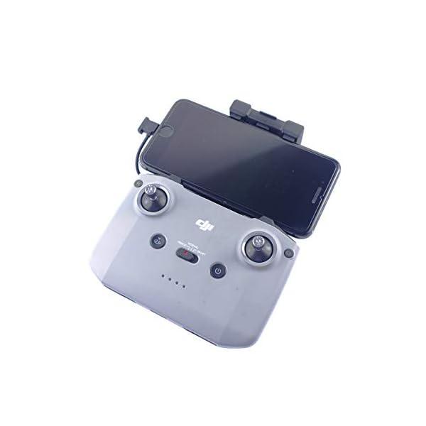 Skyreat 1.14ft / 35cm Cavo da USB C a Micro USB, angolo retto per DJI Mini 2 Mavic Air 2 telecomando e dispositivi Micro USB 5 spesavip