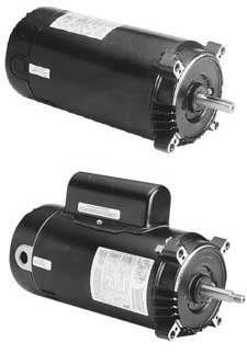 A.O. Smith Century ST1152 Full Rated 1.5 HP 3450RPM Single Speed Pool Pump Motor by Century Electric Motors
