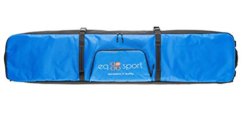 EQ Sport Snowboard Bag Padded with Wheels | 158cm