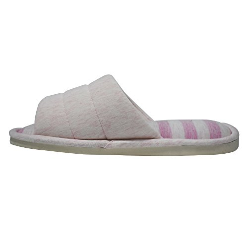 Slipper And Women Open Toe For Pink Couple House Men Terry Linen Slipper ONCAI Cotton w1Aq66IB