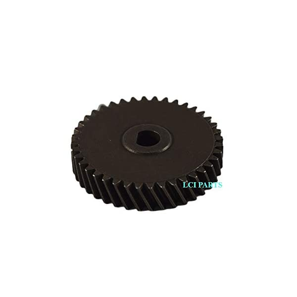 Smeg 174370011 Worm Gear for Stand Mixer 2