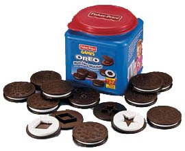 Fisher Price Games Oreo Matchin Middles