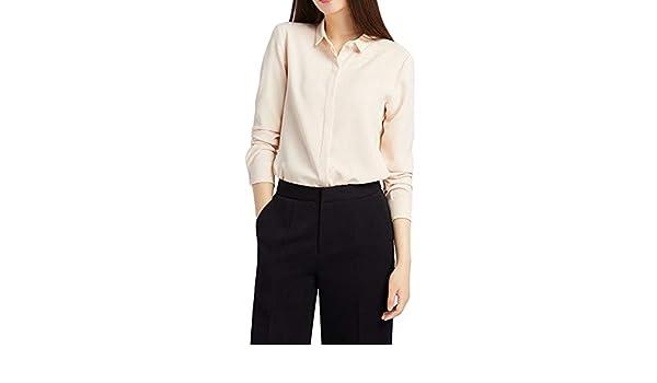 DISCOUNTL Camisa de Gasa para Mujer, Manga Larga, tamaño ...