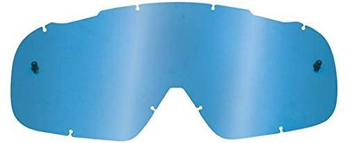 (Fox Racing Youth Main Replacement Goggle Lens-Blue)