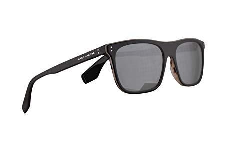 Marc Jacobs Marc 393/S Sunglasses Grey w/Silver Mirror Lens 56mm KB7T4 Marc 393S Marc393S Marc393/s ()