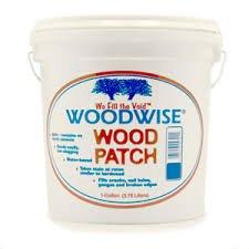 Ash Flooring (Woodwise Maple/ash/pine Wood Patch - Gallon)