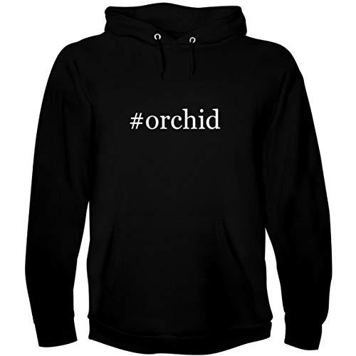 The Town Butler #Orchid - Men's Hoodie Sweatshirt, Black, Small