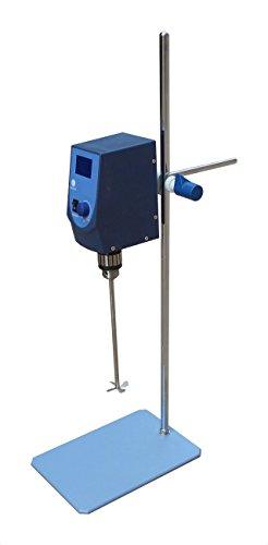 Fristaden Lab Digital Overhead Stirrer, Lab Mixer, Heavy Duty Overhead Laboratory Mixer 100-2500rpm, 20L, 60W, 2 Year Warranty (Drive Coupler Tools)