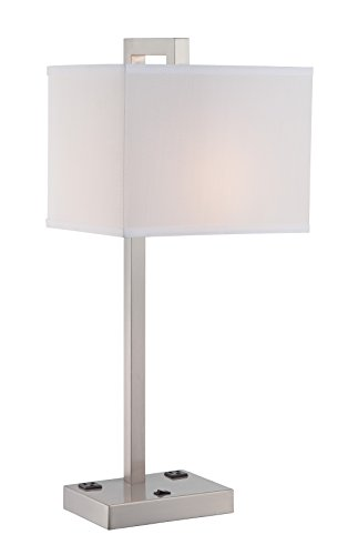 - Lite Source LS-22283 Contento Table Lamp, 10.5
