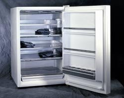 Cold Pack Freezer - (Height: 33 1/2in. Width: 21 1/4in. Depth: 26in.)