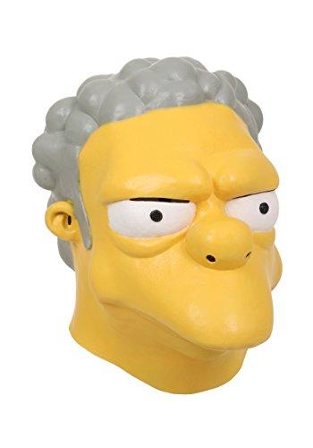 (The Simpsons Moe Szyslak Mask)