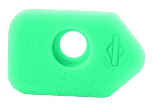 Briggs & Stratton Green Foam Air Filter. Klassiek. Sprint & Quattro motoren