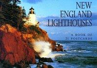 Lighthouse Photo Postcard (New England Lighthouses Postcards)