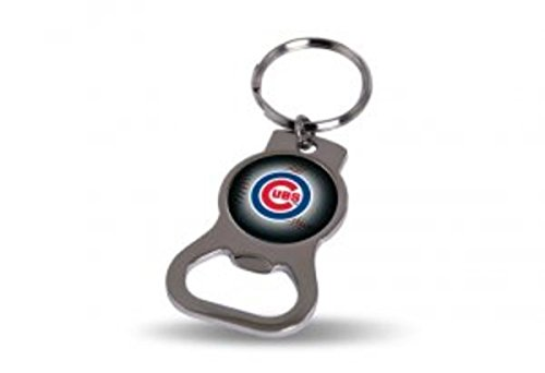 Price comparison product image Chicago Cubs Keychain And Bottle Opener