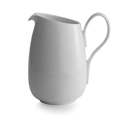 Nambé MT0869 Skye Large Pitcher, White