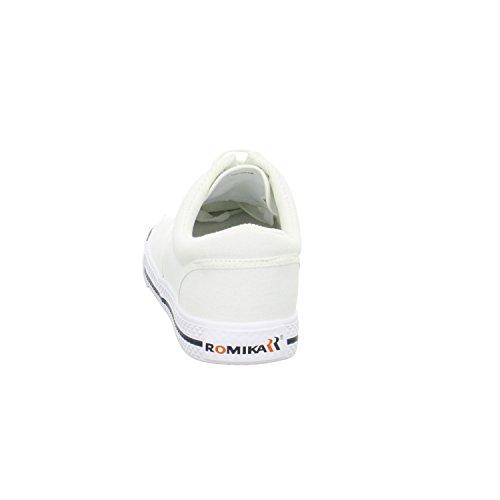 Romika Soling Bootsportschuhe 20001 Damen Weiß TTOrn