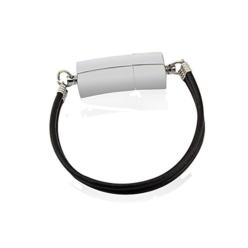 32GB USB 2.0 Flash Drive Metal Bangle Bracelet Wristband Pen Drive Thumb Drive Memory Stick