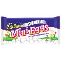 Cadbury White Mini Eggs, 9-Ounce Bag (Pack of 4)