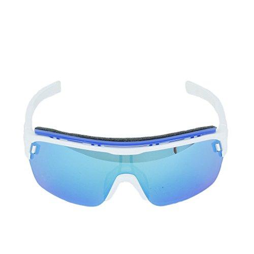 Adidas Eyewear Zonyk Aero Pro SHINY WHITE/BLUE MIRROR CAT.