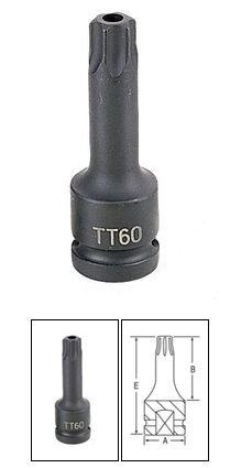 Grey Pneumatic 2145T Impact Driver Socket