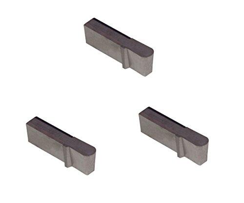 2000 Carbide Turning Insert - THINBIT 3 Pack LGT125D2RFR 0.125