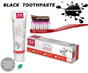 Splat Professional Active Bio-Active Toothpaste for Healthy Gums and Comprehensive Oral Care (Healthy Gums and Comprehensive Oral Care) 3.4 oz