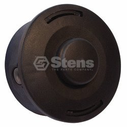 "Stens 385-861 Metal Bump Feed Trimmer Head, Replaces Stihl: 25-2, 4002 710 2191, Includes 10 mm x 1 Lhf Bolt Size, Split Spool, Uses 0.08"", 0.095"", or 0.105"" Trimmer Line -  STENS POWER EQUIPMENT PARTS, INC."
