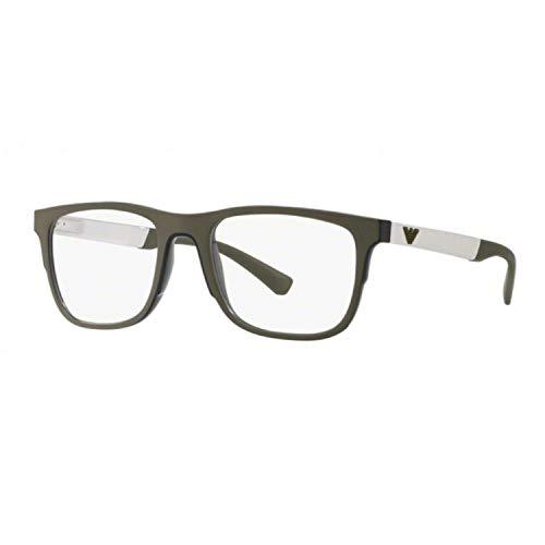 Matte Emporio Hombre 3133 Ea Black Vista Armani Gafas De xwqwfYFSZ