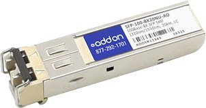 Add-on-computer Peripherals L Addon Alcatel-lucent Sfp-100-bx20nu Compatible 100base-bx Sfp Trans by Add On