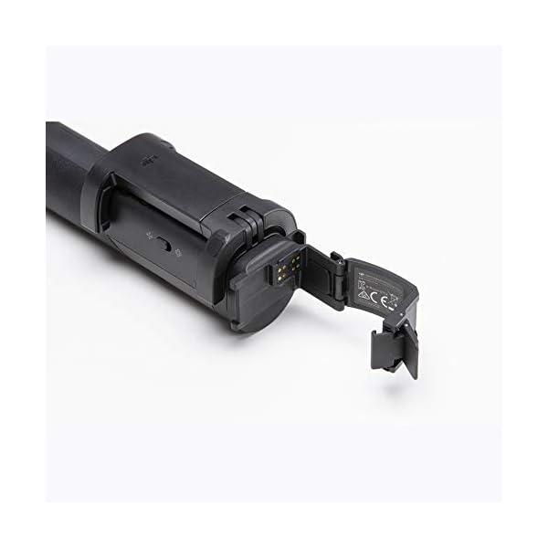 DJI Osmo Pocket Extension Rod - Asta di Estensione Retraibile per Osmo Pocket, Prolunga/Accessori per Gimbal, Diverse Opzioni di Ripresa, Lunghezza Massima 500mm, con Supporto per Smartphone 4 spesavip