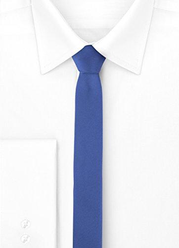 5 Mans Navy Narrow 5cm SP x Ladeheid Blue Tie 150cm wIZOwCq