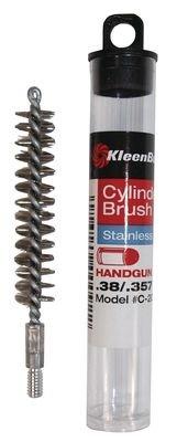 Kleen Bore Stainless Steel Chamber Brushes (357 Stainless Pistol Brush)