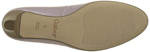 Gabor Women's Fashion Closed-Toe Pumps, Grey Pink