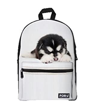 Amazon.com: LightningStore Super Cute Children Siberian Husky ...