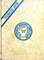 (Custom Reprint) Yearbook: 1978 Northeast Mississippi Community College - Torch Yearbook (Booneville, MS)