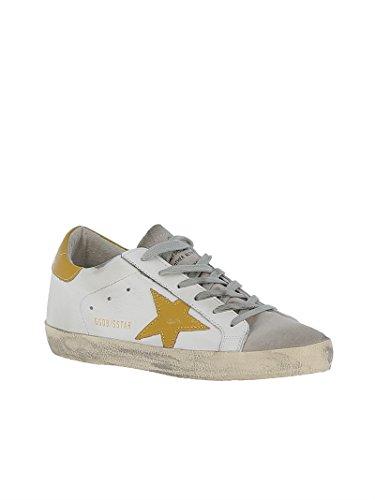 Golden Goose Damer G32ws590d94 Hvide Læder Sneakers V5yWMsI