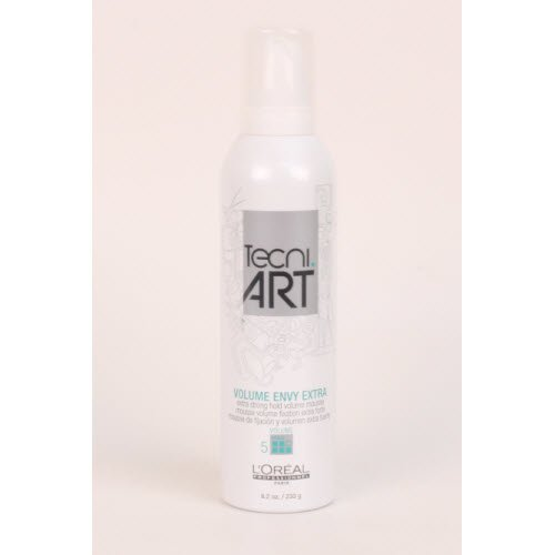 Tecni Art - Volume Envy Extra Strong Hold Volume Mousse (Extra Mousse)