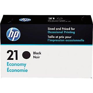 (HP 21 Ink Cartridge Black Economy (B3B18AN) for HP 3180 Fax HP Deskjet D1311 D1320 D1330 D1341 D1420 D1430 D1445 D1520 D1530 D2330 D2460 F325 F340 HP Officejet 4315 J3640 J3680 HP PSC 1410)