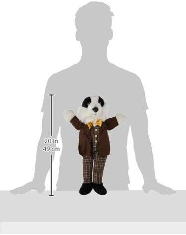 The Puppet Company Tej/ón Animales Vestidos Marioneta de Mano