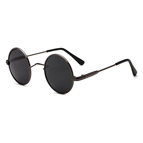Juleya enfant rond lunettes de soleil polarisées Kid infantile garçons fille TAC Polaroid lunettes de sport en plein air C1