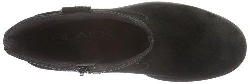 Black Bottes Classiques Femme Noir 000 Stiefelette RRqrwP7A