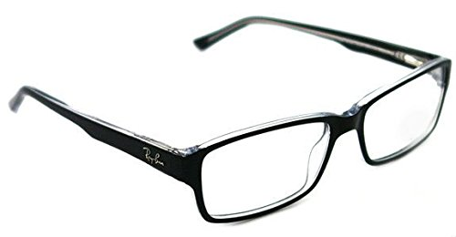 2f8e18cb9d60a Ray Ban RX5169 2034 54 Eyeglasses with company logo on the lenses - Buy  Online in UAE.